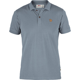Fjällräven Övik Polo Shirt Men clay blue
